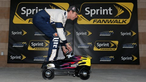 Are Keselowski's pit stall issues behind him?