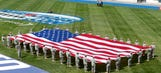 NASCAR community gives thanks on Veterans Day