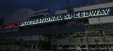 Flip the switch! Daytona lights up new identification sign
