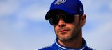 Jimmie Johnson goes 'country' with Petty-inspired look