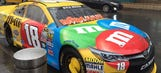 No parking: Kyle Busch's No. 18 gets the boot in New York City