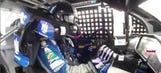 Dale Jr. addresses steering wheel mishap on Twitter