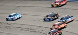 Sprint Cup Series race results: Auto Club 400 at Auto Club Speedway