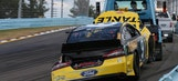 NASCAR's Biggest Wreckers: Ambrose Still On Top