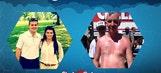 Best Tweets: Lovebirds On The Links & Epic Sunburn