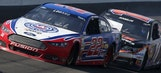 Last Lap: France Loved The Racing, Contact In Fontana