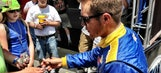 Trackside Features: Yeley's Tosh.0 Impersonation, Real Talk With Ambrose