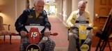 Elderly Bowyer, Kenseth Trade Paint On Scooters