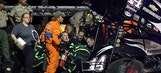 Tony Stewart Suffers Broken Leg In Sprint Car Crash