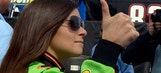 Last Lap: Danica Discusses Best Part About Being Her; See Will Power's 'Smoke' Impression