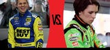 Ricky vs. Danica: Who's on top this week?