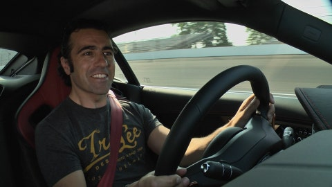 Test Drive: Jaguar F-TYPE R Coupe