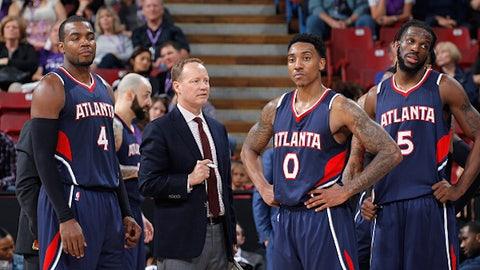 2. Atlanta Hawks