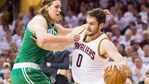 Kevin Love, 2015