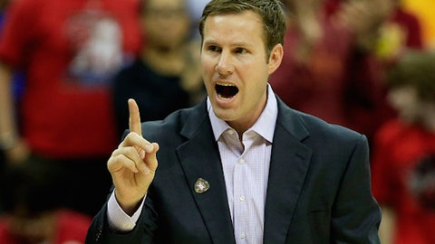 Fred Hoiberg, Chicago Bulls