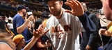 Delly Fever: Cavs fans line mall for a glimpse