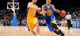 Steve Nash: Steph Curry's shooting 'greatest there's ever been'
