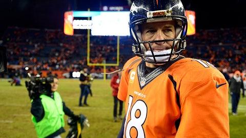 Denver Broncos: 10