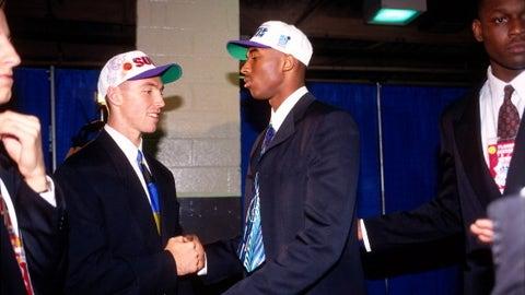 Kobe Bryant | 1996 pick by Hornets