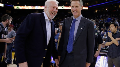 How much will the Warriors miss Steve Kerr?