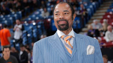 Walt Frazier (retired with Cleveland Cavaliers)