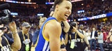 Stephen Curry used zebra mask for disguise while shopping