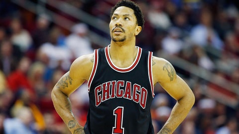 Derrick Rose, Chicago Bulls (2015 salary: $20.1 million)