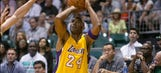 Kobe Bryant says it's fine for Lakers fans to 'freak out' after 0-4 start