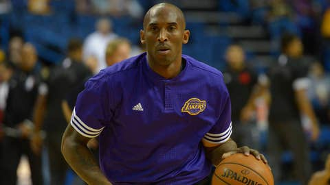 A season of retirement rumors awaits for Kobe Bryant