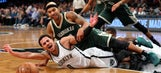 Shane Larkin is sparkin' the Nets