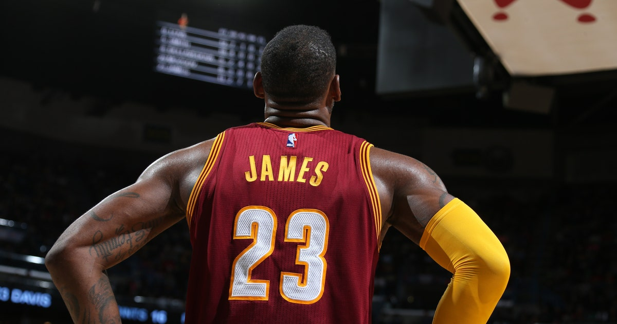 LeBron James signs lifetime deal with Nike  ab7e91ce3