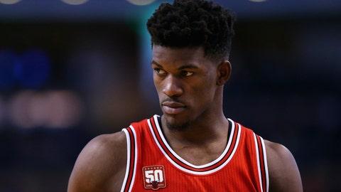 Chicago Bulls: Jimmy Butler, SG/SF