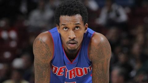 Markieff Morris to the Pistons for Brandon Jennings