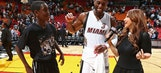 Watch Dwyane Wade's 13-year-old son Zaire balling just like his father