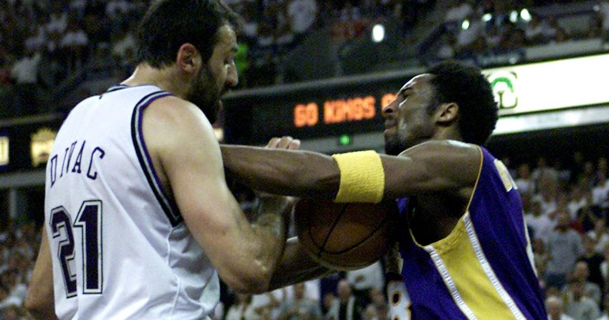 7ad0e509b151 How Vlade Divac almost stopped the Lakers  trade for Kobe Bryant ...