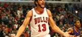 Bulls' Noah has surgery on ailing left shoulder