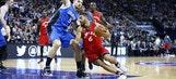 Lowry helps Raptors beat Magic 106-103 in OT in London