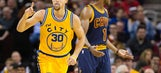 Golden Statement: Curry, Warriors demolish Cavaliers 132-98