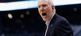 Spurs' Popovich to coach West in NBA All-Star Game