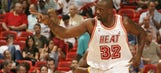 Heat to retire Shaquille O'Neal's No. 32 on Dec. 22
