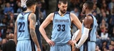 If the Grizzlies make the playoffs, they'll make NBA history