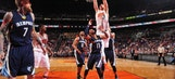 Suns snap 13-game skid with 111-106 win over Grizzlies