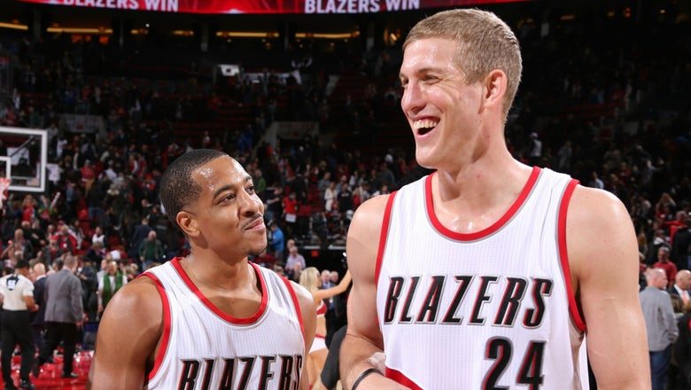 Mason Plumlee has the perfect response to C.J. McCollum trolling him