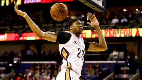 26. New Orleans Pelicans