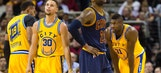 LeBron weighs in on the Warriors' historic pursuit of 73 wins