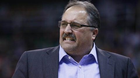 Stan Van Gundy, Detroit Pistons