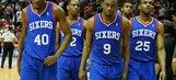 76ers 1st NBA team to land jersey sponsorship with StubHub