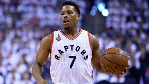 86 overall - Kyle Lowry
