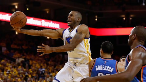 Andre Iguodala (unrestricted)