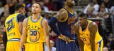 The Warriors are setting NBA Finals records by crushing the Cavs